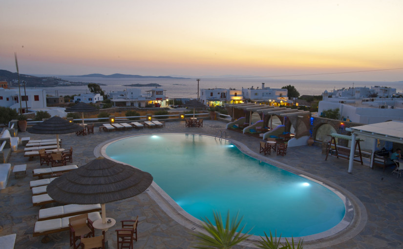 Mykonos Town Hotel – Villa Matina